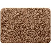 Tapete de Banheiro Antiderrapante 40x60 cm Comfort Caramelo - Jolitex
