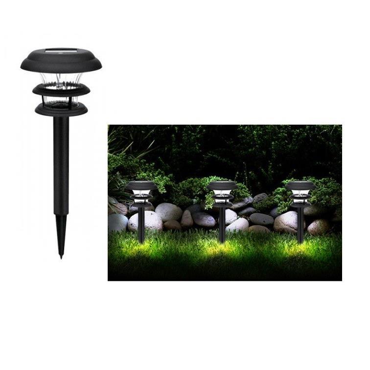 Luminaria de Jardim Solar Espeto 16738 - Ecoforce