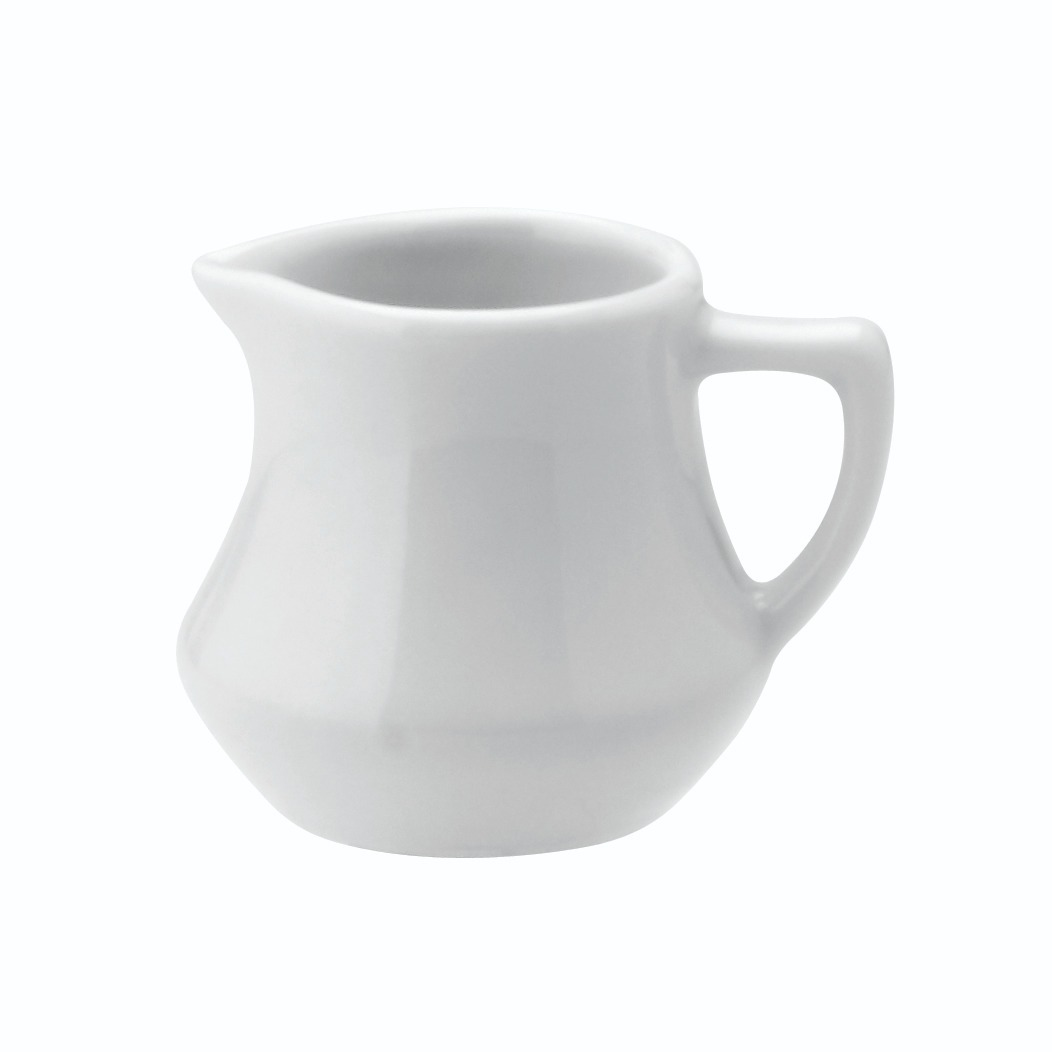 Cremeira de Porcelana 110ml Branca - Schmidt