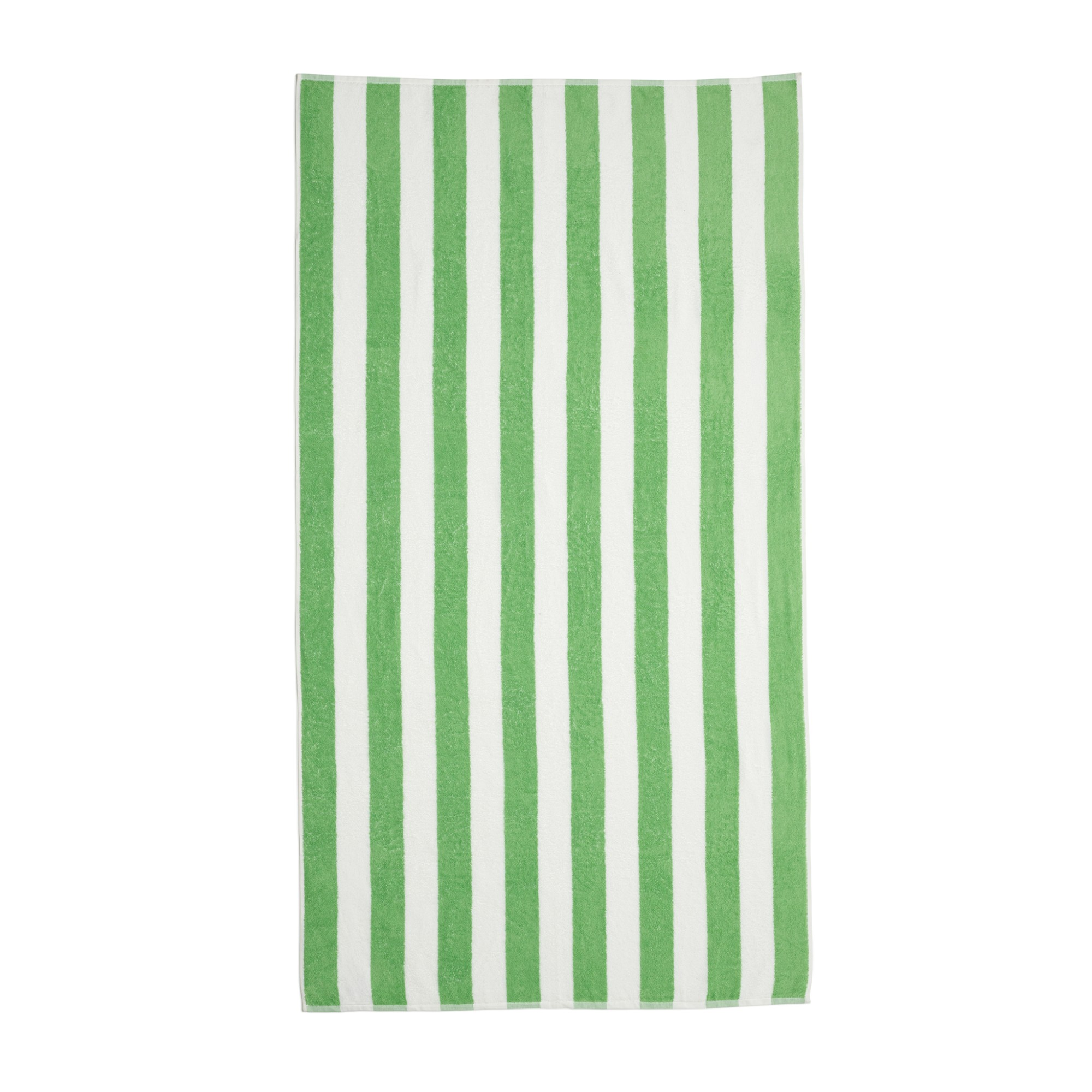 Toalha de Banho Lisa Praia 100 Algodao 86 x 160 cm Verde 0702 - Santista
