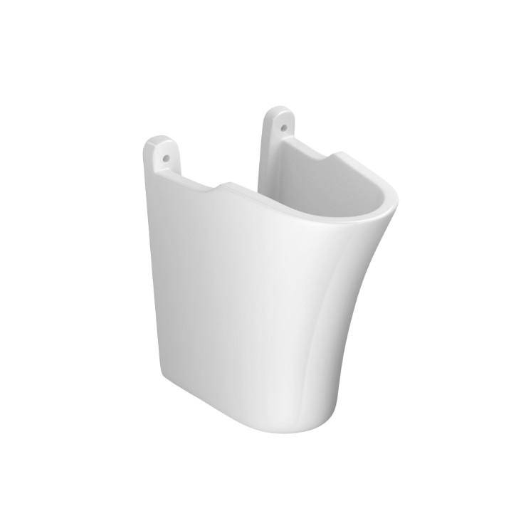 Coluna Deca para Lavatorio Suspensa Spot Branco - CS3917