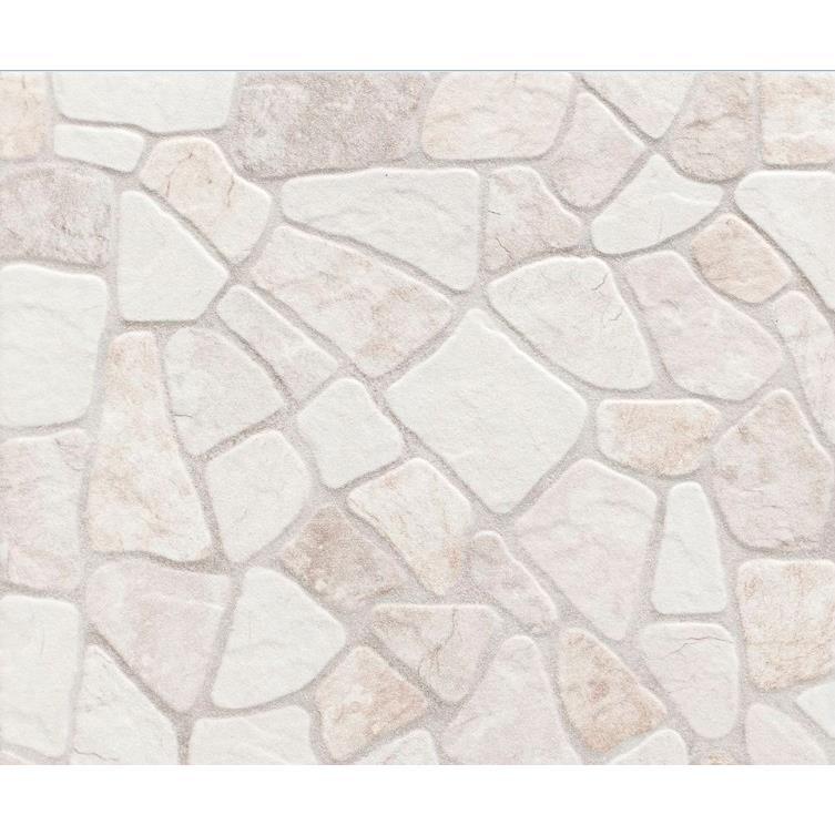 Ceramica Rock Gray Granilha HD Tipo A 53x53cm 227m Cinza Claro - Arielle