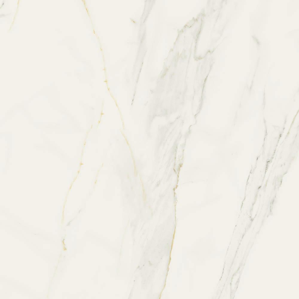 Porcelanato Marmo Calacata Bianco Esmaltado Polido Tipo A 527x105cm 170m Cinza Claro - Biancogres