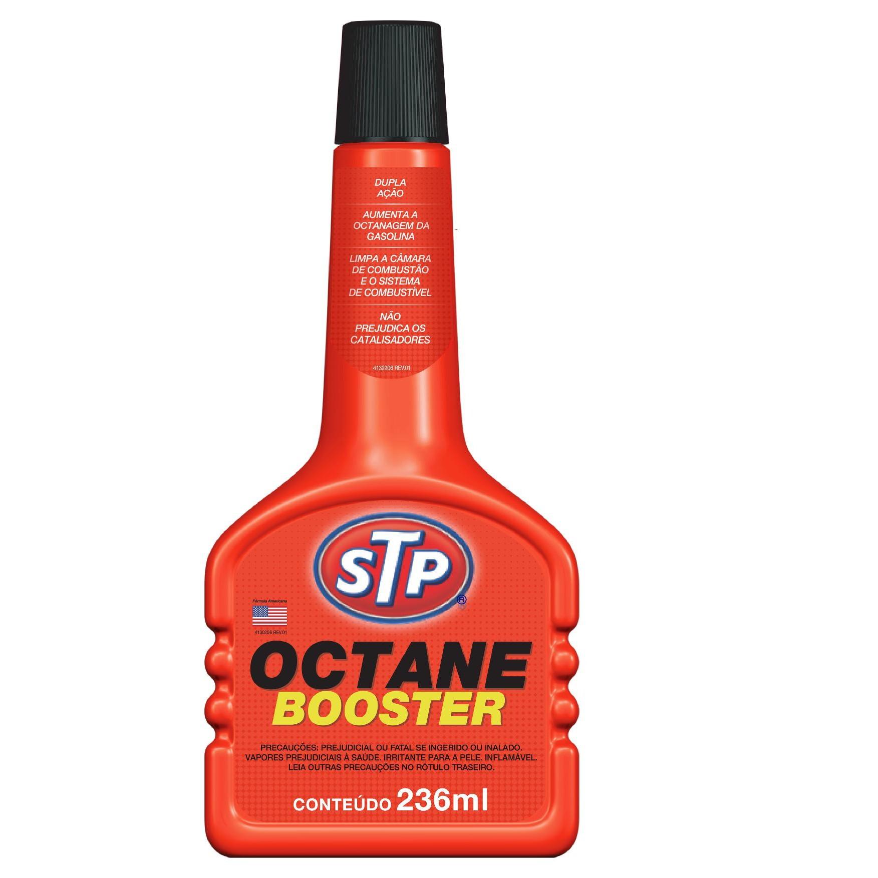 Aditivo Organico Octane Boste 236ml - STP