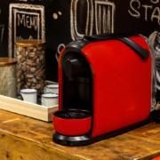 Cafeteira Elétrica Expresso Três Mimo - 220V - Vermelha