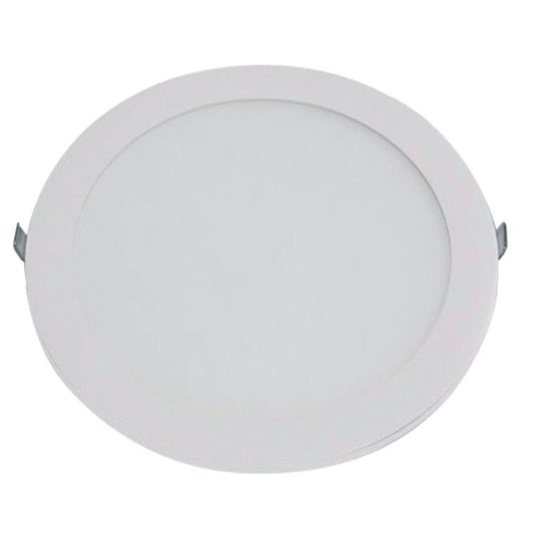 Painel de Embutir LED 24W Branco Redondo Bivolt - Glight