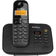 Telefone sem Fio Intelbras com Identificador de Chamadas TS330 - Preto