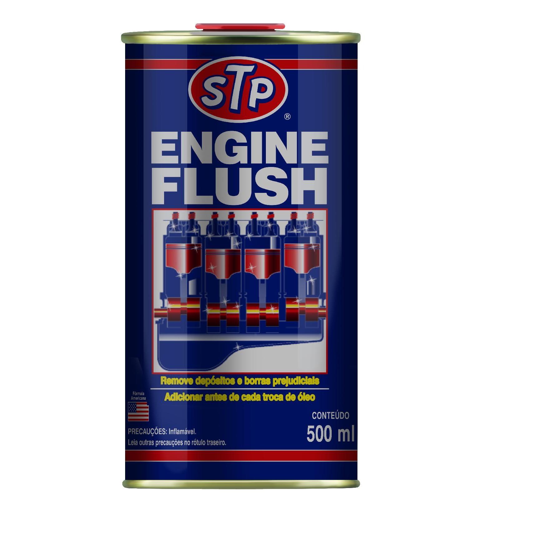 Limpa Motor Engine Flush 500 ml