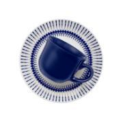 Conjunto de Xícaras Café Cerâmica 65ml com Pires 6 Peças 1645 - Biona