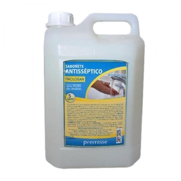 Sabonete Liquido Antisseptico 5L C10303 - Premisse
