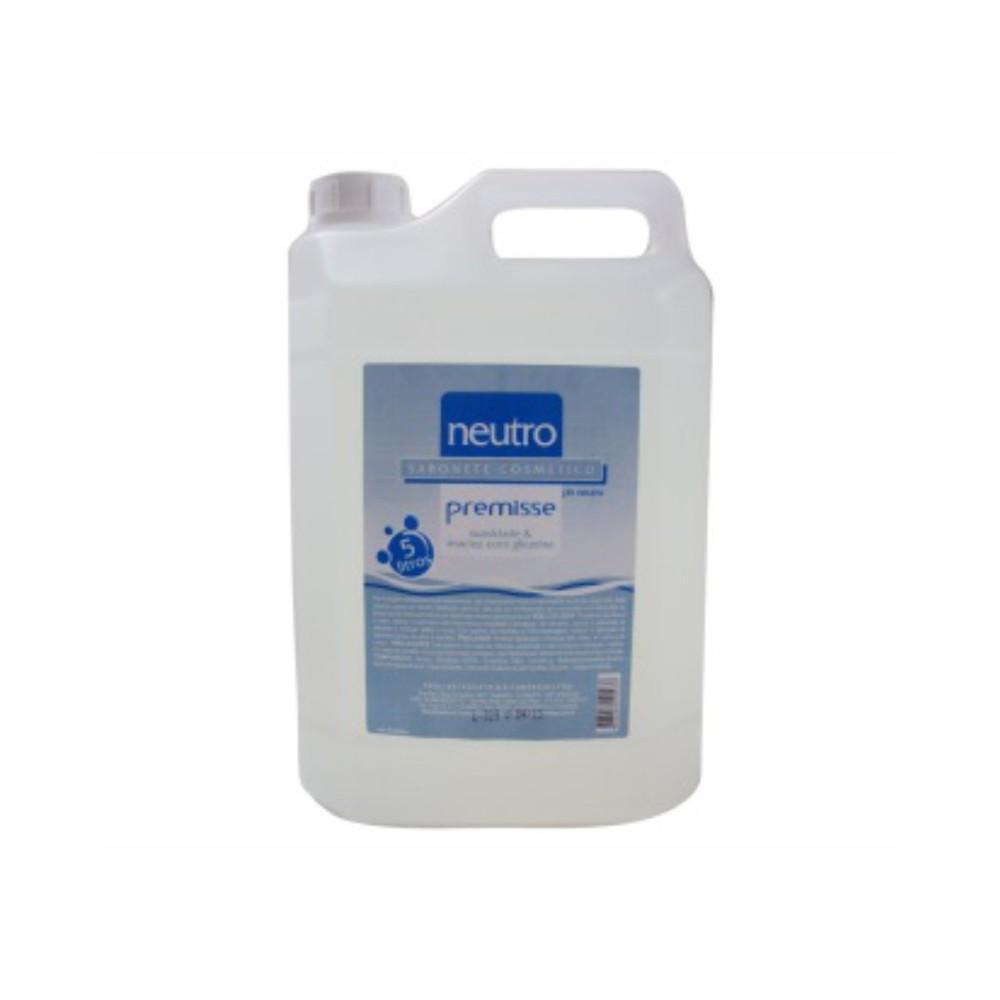 Sabonete Liquido Neutro 5L C10313 - Premisse