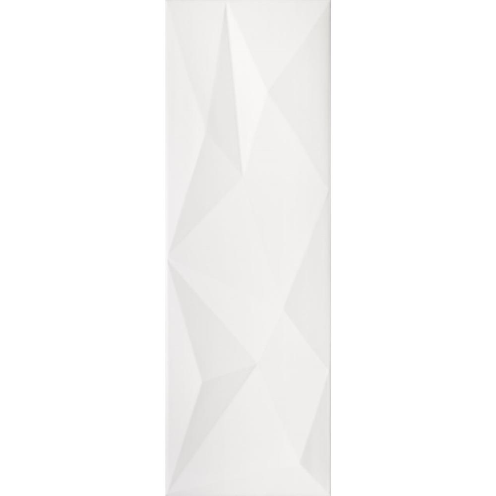 Revestimento Cristalo Acetinado Tipo A 30x90cm 162m Branco - Eliane