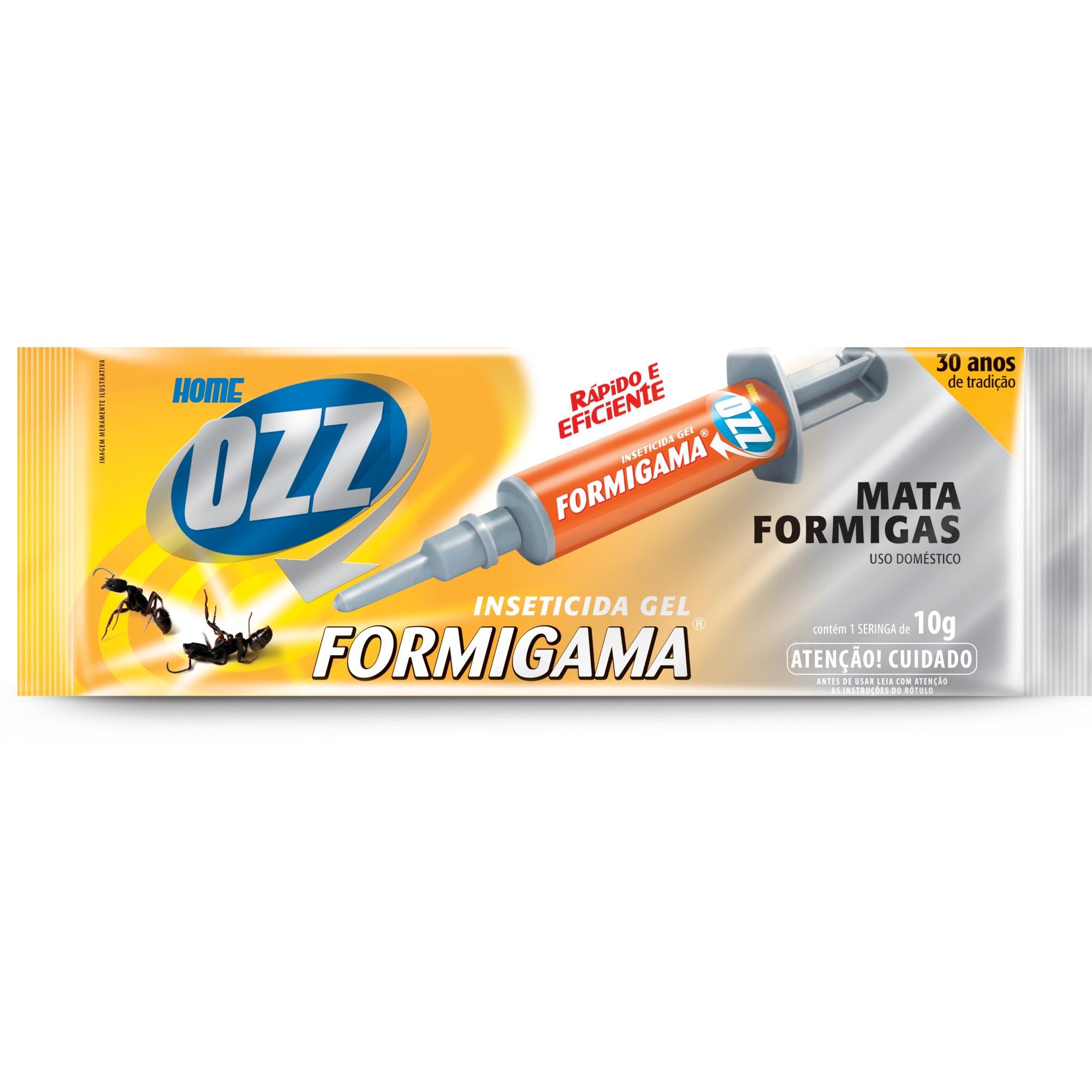 Veneno Inseticida Formigama Gel 10g 085 - Ozz