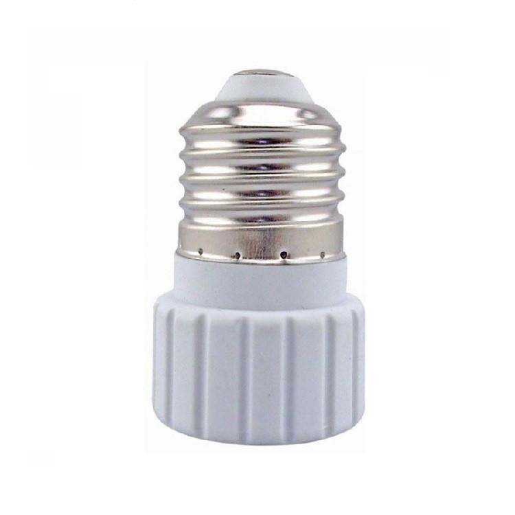 Porta Lampada E27 com Adaptador - Ecoline