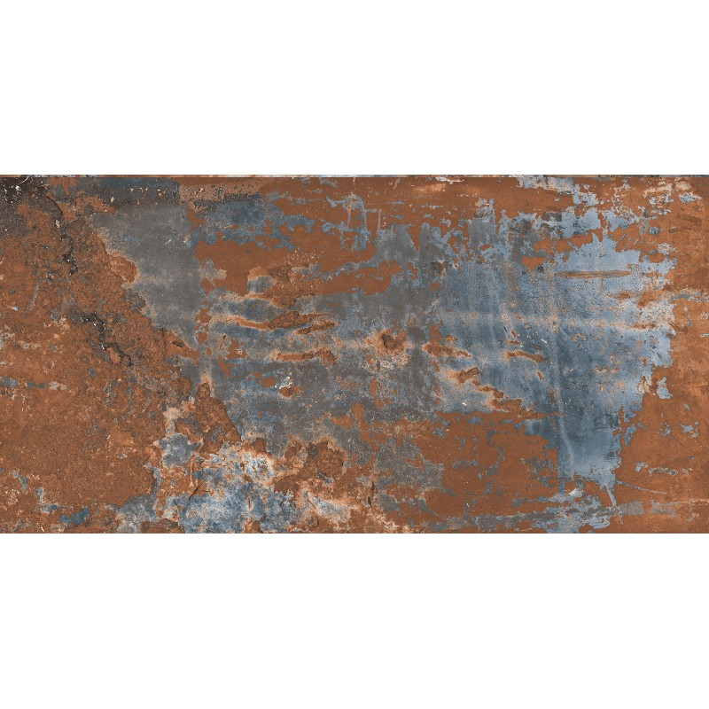 Porcelanato Oxy Lapado Tipo A 527x105cm 170m Marrom Escuro - Biancogres