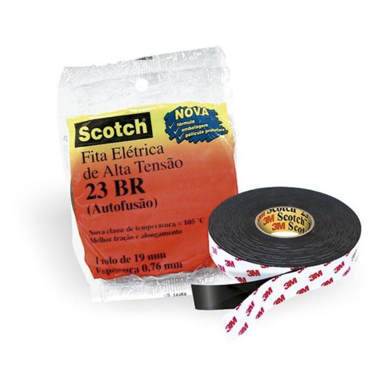 Fita de Autofusao Scotch 23 - 19 mm x 5 m - 3M