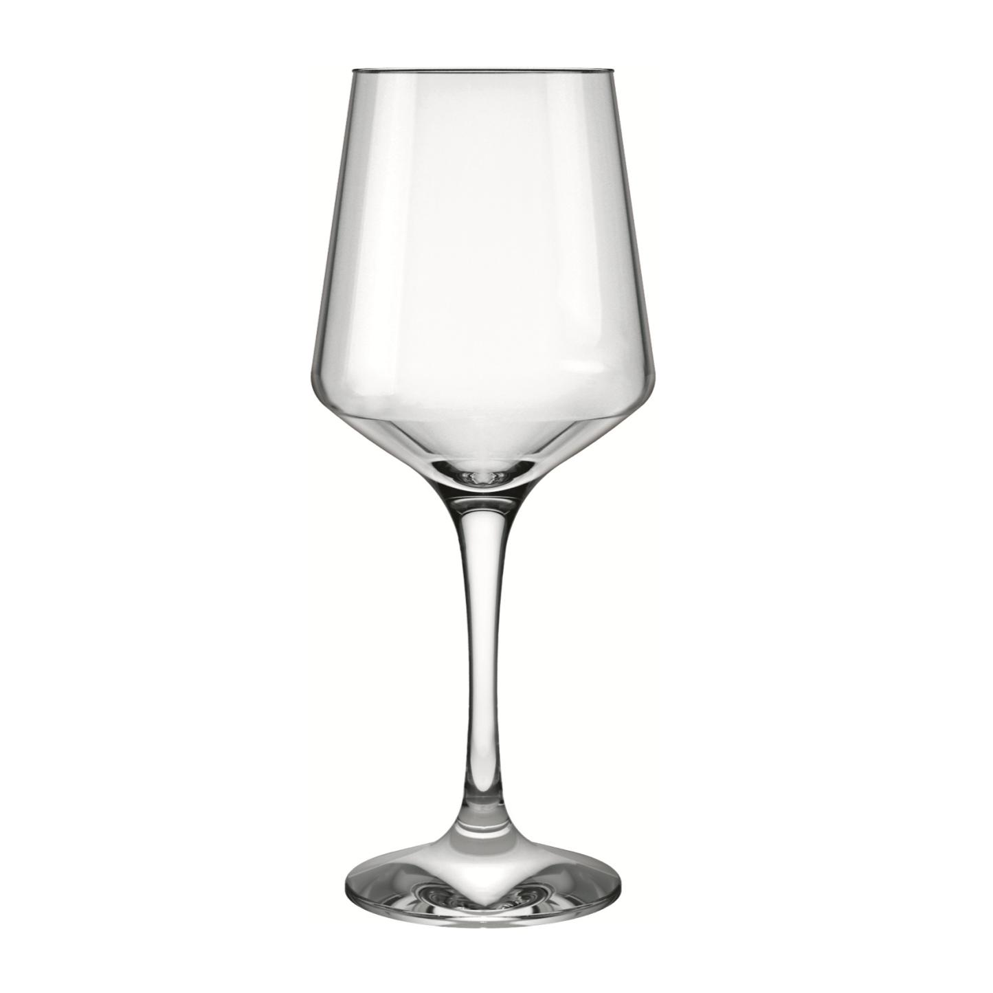 Taca de Vinho Vidro 490ml Transparente - Brunello Nadir