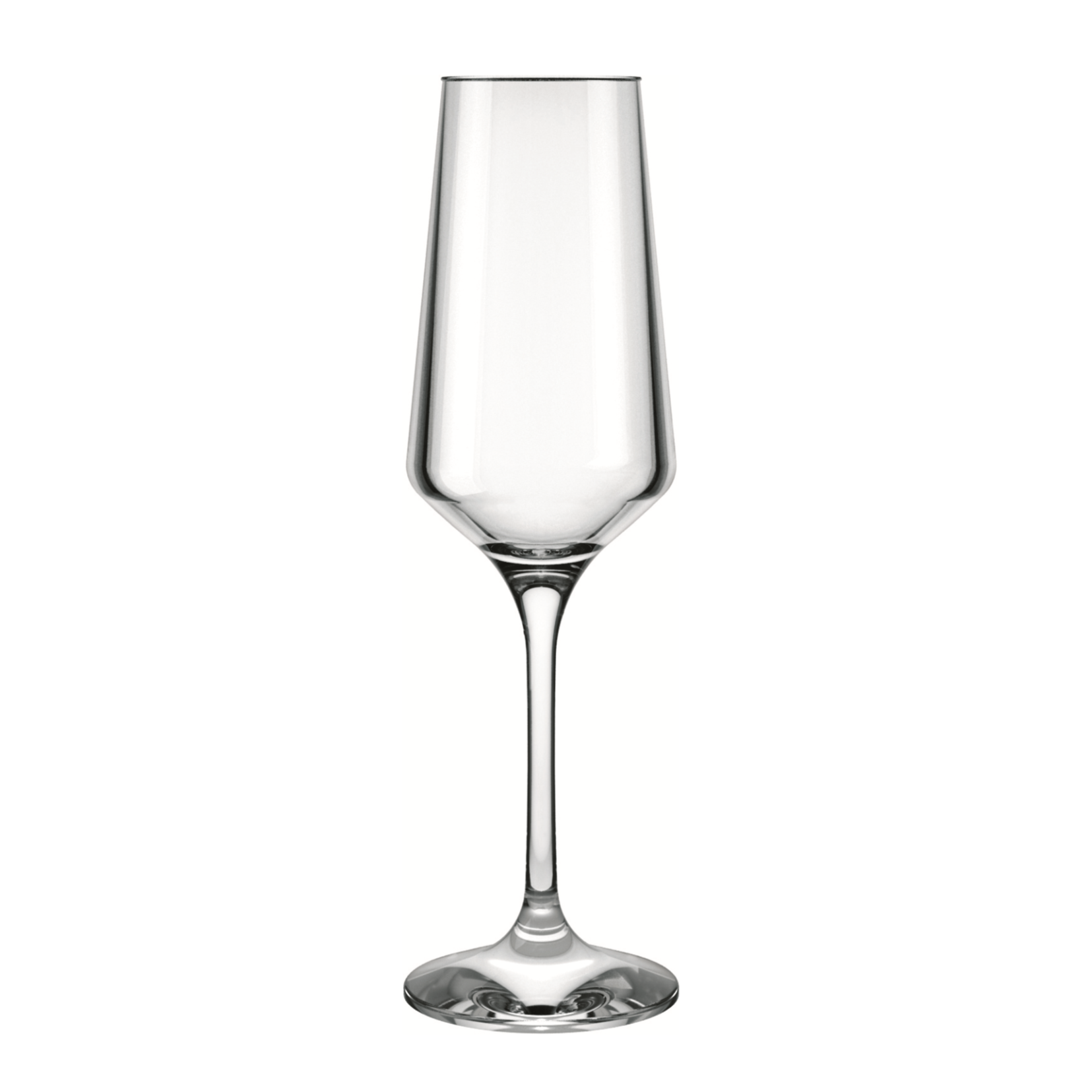 Taca de Champanhe Vidro 205ml Transparente - Brunello Nadir