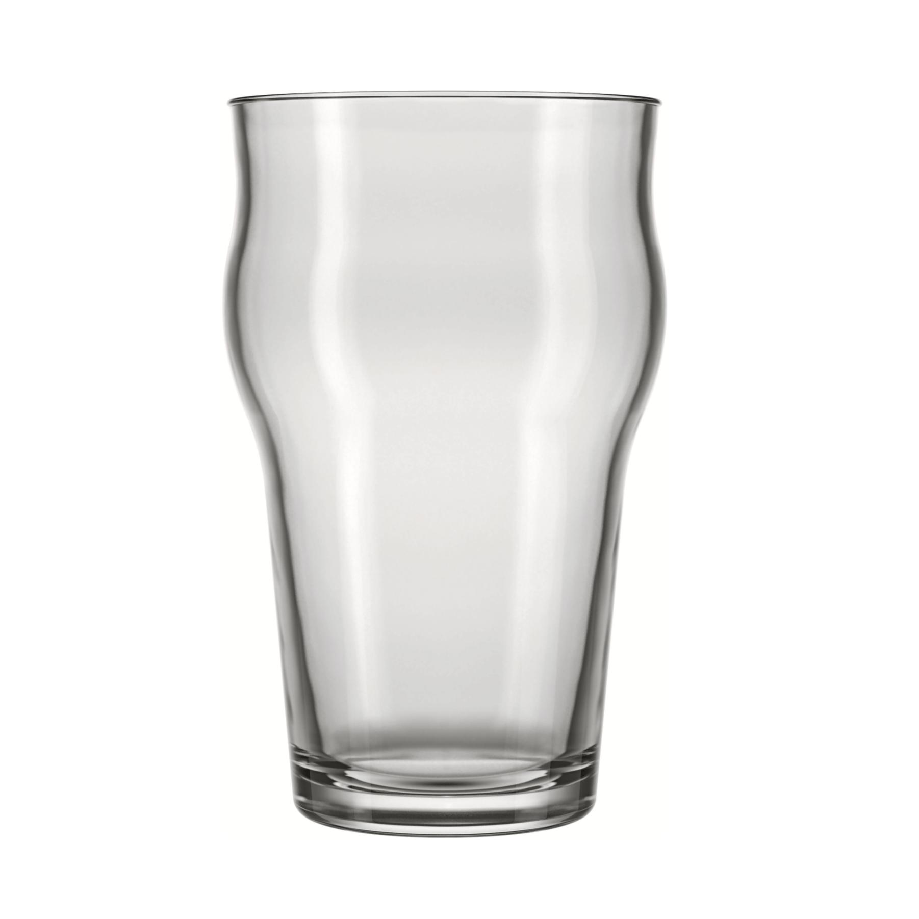 Copo de Cerveja de Vidro 285ml Transparente - Stout Nadir