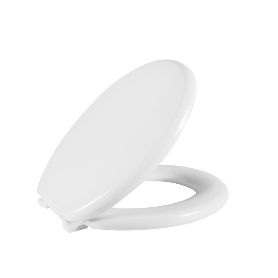 Assento Sanitario Oval Almofadado TPKP Perfumado Branco - Astra