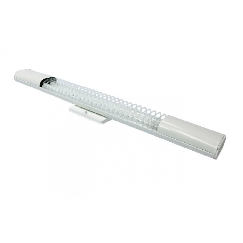 Luminaria LED Tubo 2x99W Branca Bivolt - Glight