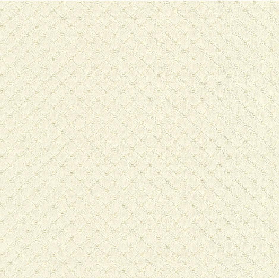 Papel de Parede Vinilico Texturizado Trancado Bege 550552 - Jolie