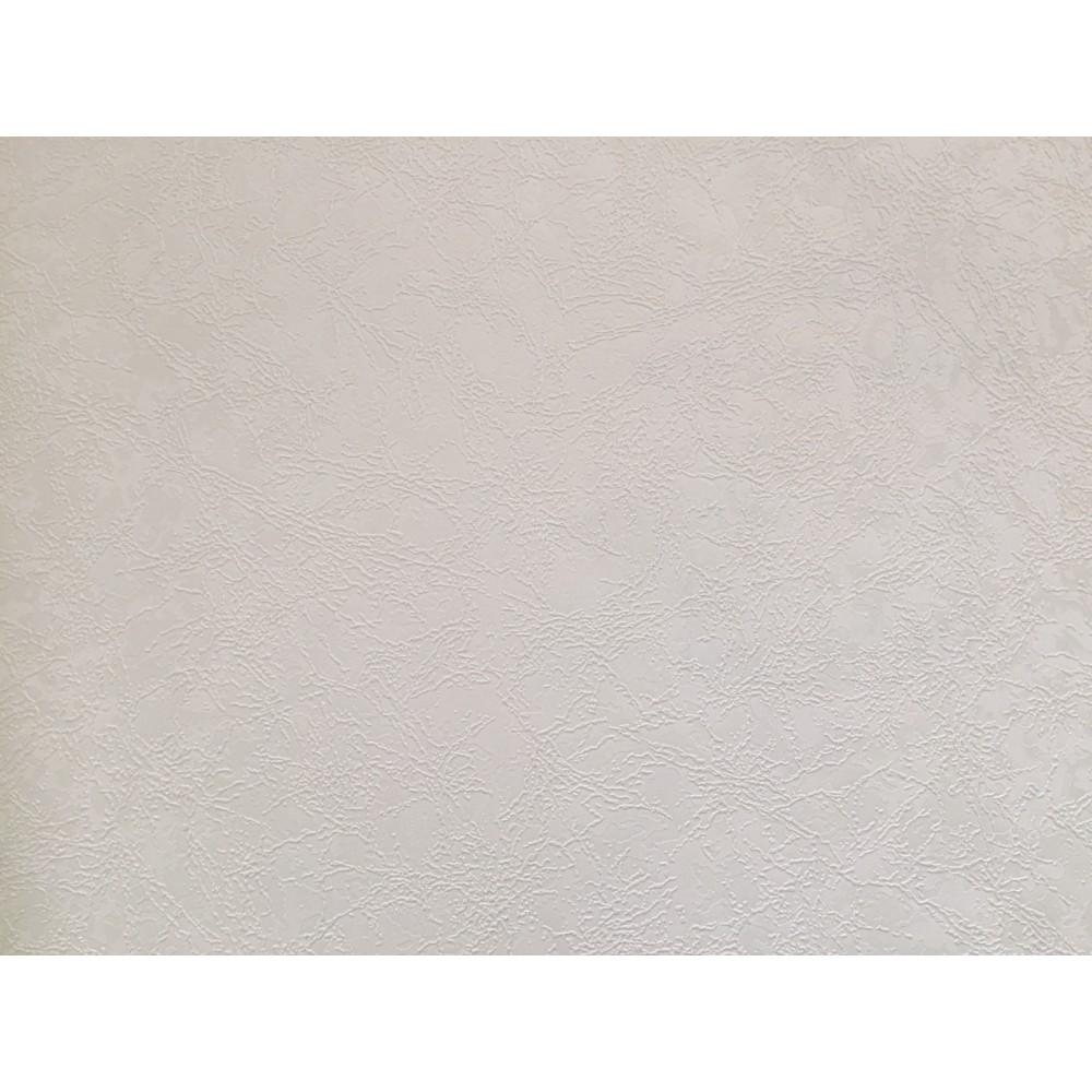 Papel de Parede Vinilico Texturizado Branco 613311 - Jolie
