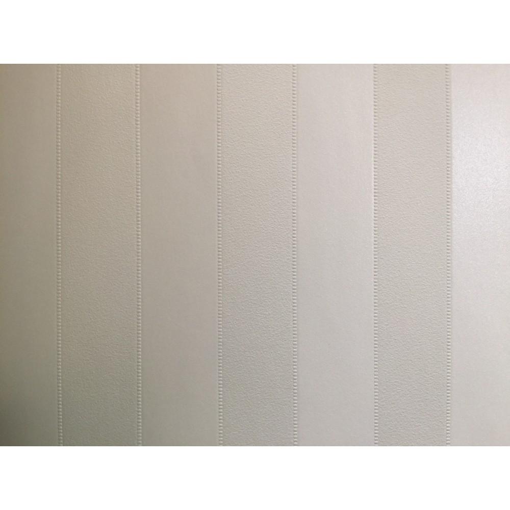 Papel de Parede Vinilico Texturizado Listras Branco 613221 - Jolie