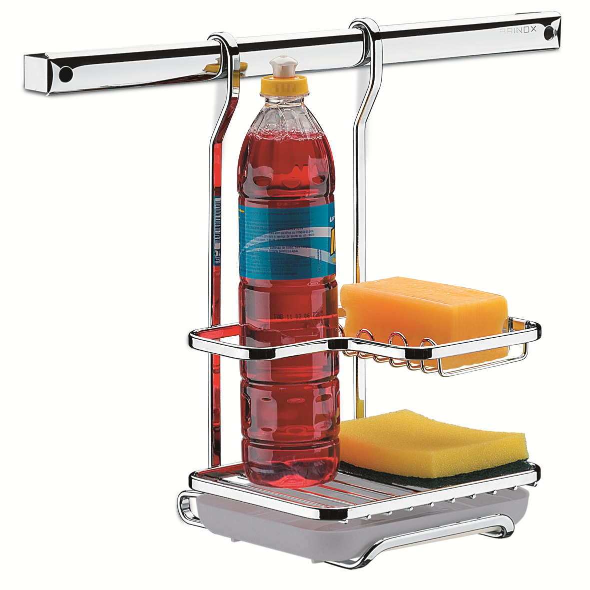 Kit Organizador de Pia Multiuso 2020012 - Brinox