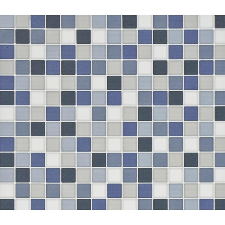 Mosaico Bossa Mar Brilhante Tipo A 30x60cm 237 m 13 Unidades - Pointer