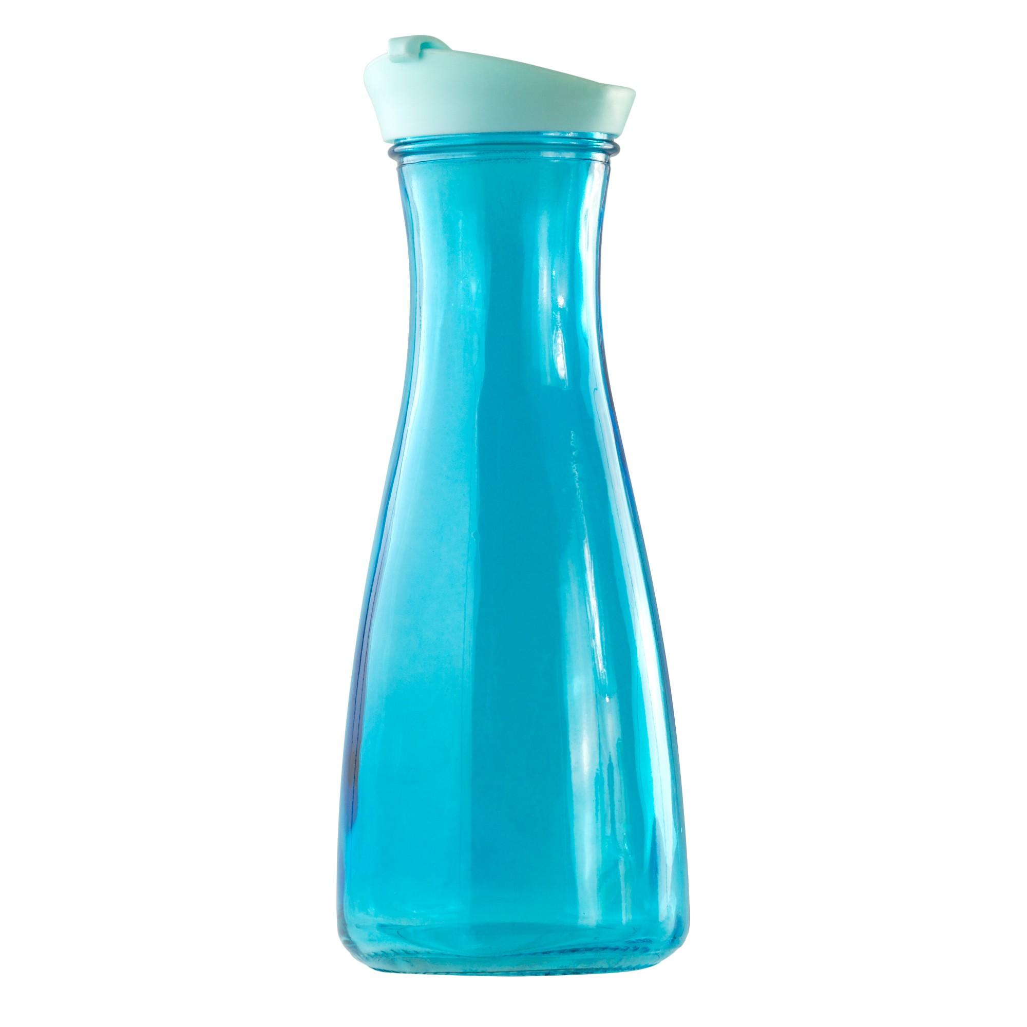 Garrafa de Vidro Azul Clara 10L 71400201 - Bianchini