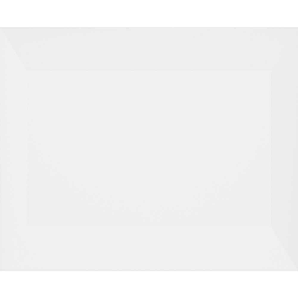 Revestimento Metro White Brilhante Tipo A 10x20cm 100m Branco - Eliane