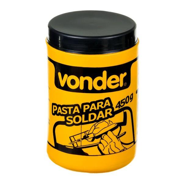 Pasta para Soldar 450g 7443045000 - Vonder