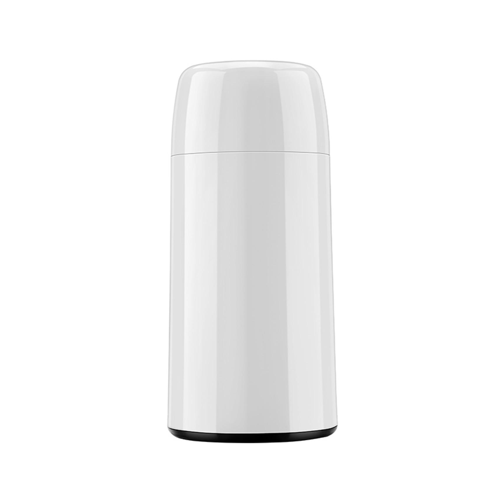 Garrafa Termica de Plastico Rosca 0250L Branco - Firenzi Mini - Invicta