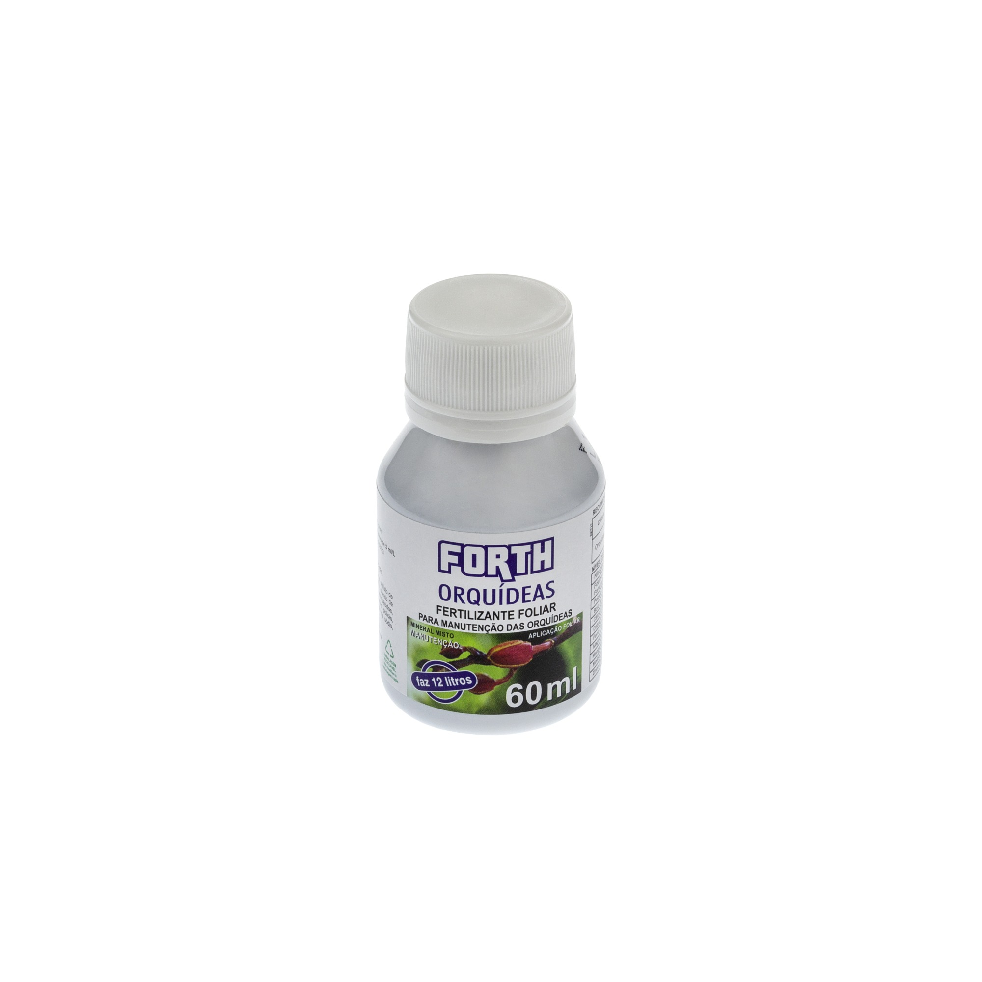 Fertilizante Mineral para Gramados e Jardins 60 ml - 2011101810 - Forth Jardim