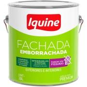Tinta Acrílica Fosco Premium 3,6L - Branco Neve - Fachadas Iquine