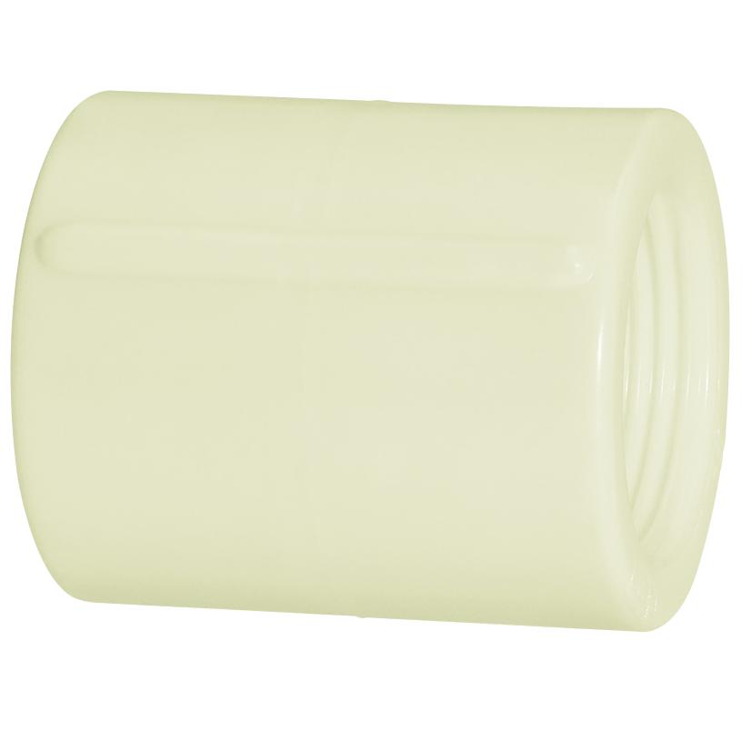 Luva Roscavel PVC Branco 112 - Amanco