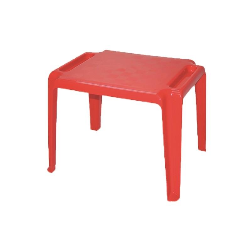 Mesa Infantil de Plastico Dona Chica Vermelha 92320640 - TramontinaCaixa de 6 un