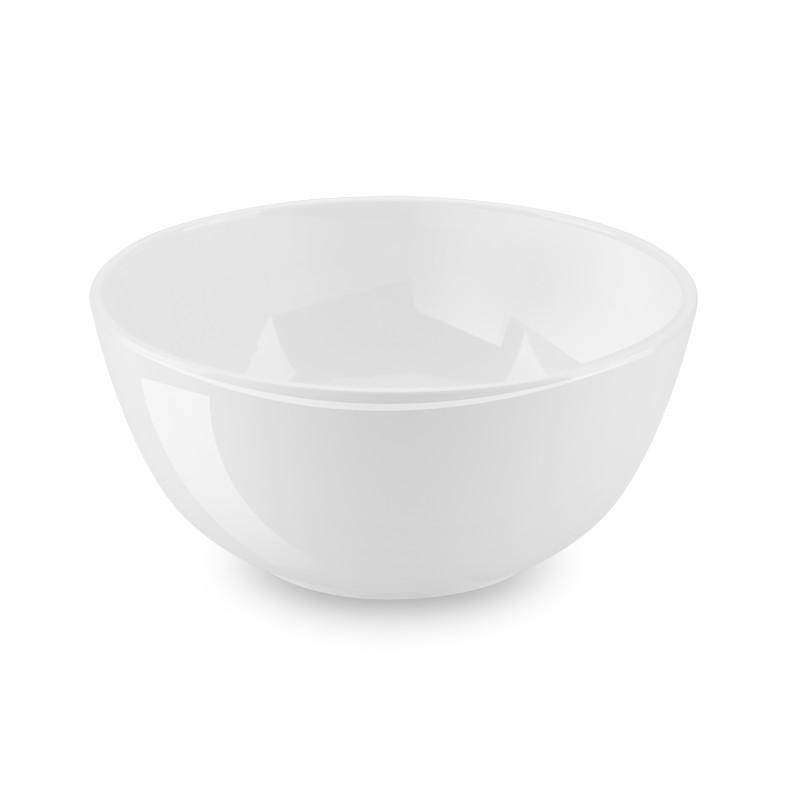 Saladeira Round de Melamina Branca - Brinox