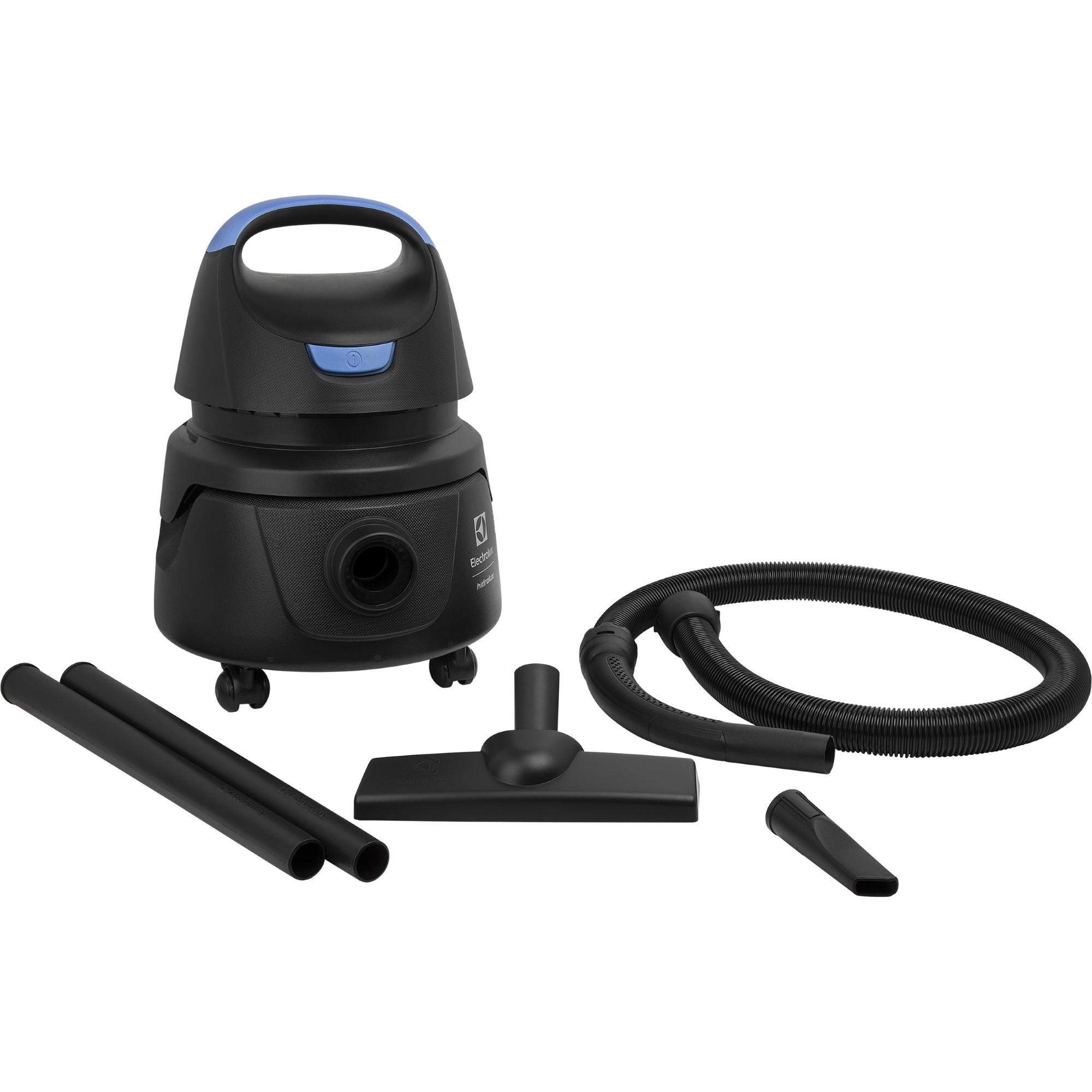 Aspirador de Po e Agua Electrolux 1250W 220V 5 Litros Preto - AWD01