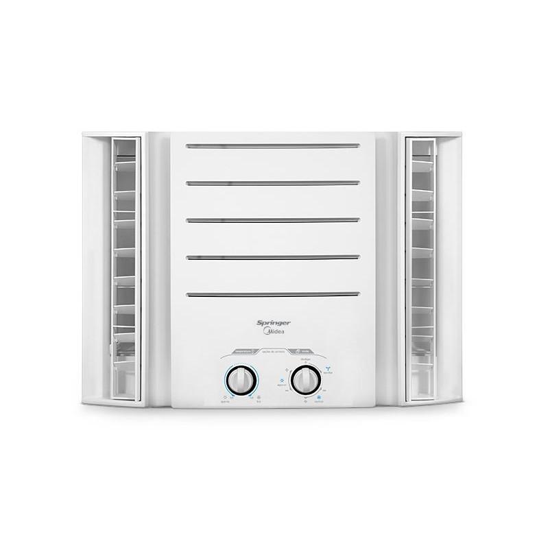 Ar Condicionado Janela Springer Midea 7500 BTUs 127V - Frio QCI078BB
