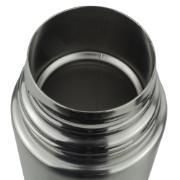 Garrafa Térmica de Aço Inox 0,310L Prata - Euroquadros