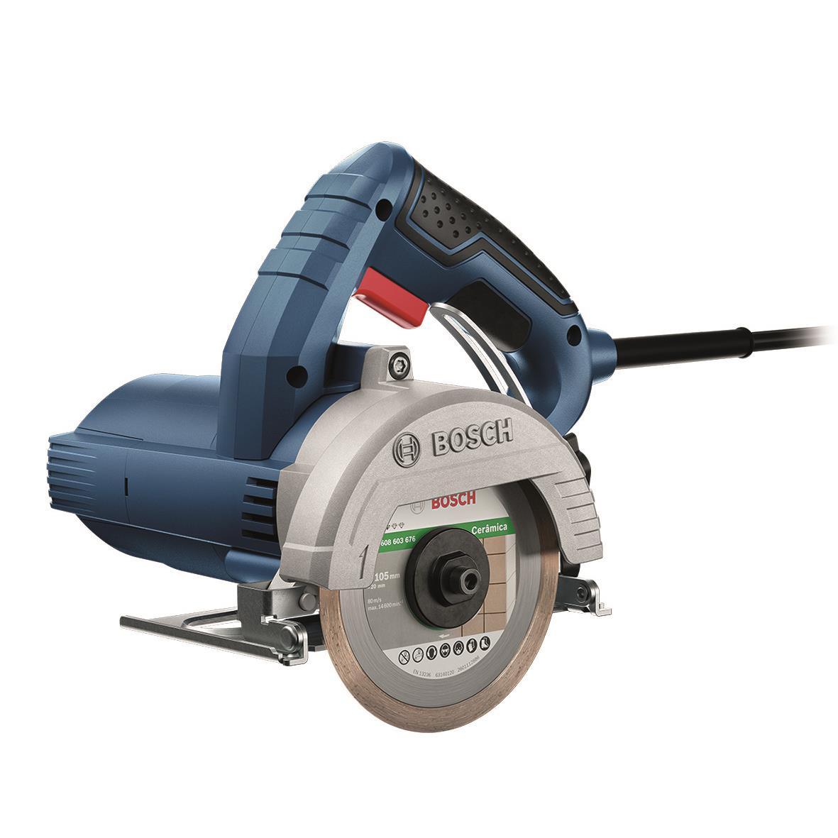 Serra Marmore Corte em Angulo 125mm 1500W 220V GDC151 06015487E2000 - Bosch