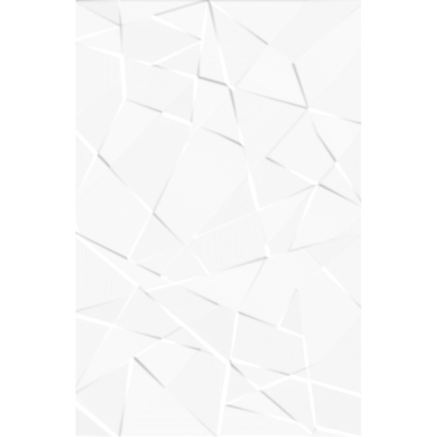 Revestimento RVI66020 Brilhante Tipo A 33x50cm 248m Branco - Incenor