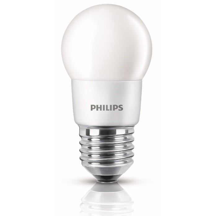 Lampada LED Globinho P45 350W Branca E27 Bivolt - Philips