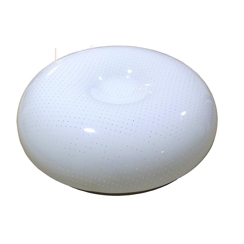 Plafon de Sobrepor Redondo LED 26cm Branco - Nitrolux