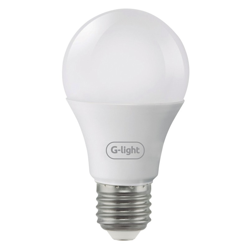 Lampada LED Bulbo A60 9W Branca E27 Autovolt - G-light