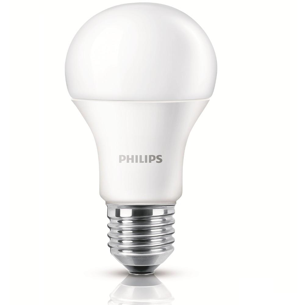 Lampada LED Bulbo A60 6W Branca E27 Bivolt - Philips