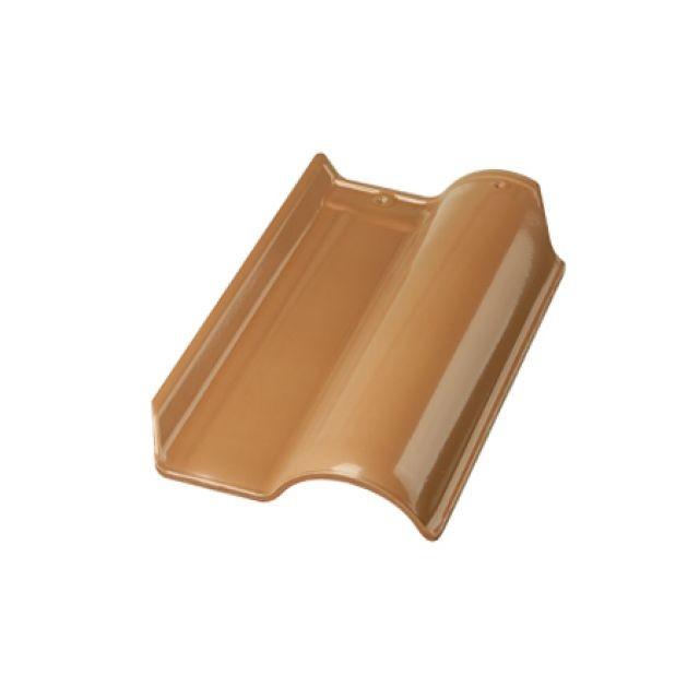 Telha Face Caramelo Ceramica 415 x 250 - Temax