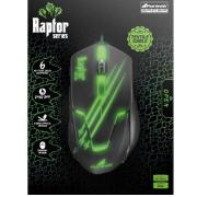 Mouse Gamer Fortrek Usb Óptico Raptor Series OM801
